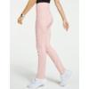 Kép 2/3 - DAISY magas derekú yoga ihletésű női munkaruha nadrág  - pír rózsaszín