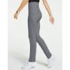 Kép 2/3 - DAISY magas derekú yoga ihletésű női munkaruha nadrág zürke