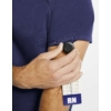 Kép 2/4 - OLIVER kerek nyakú prémium férfi orvosi felső ötétkék