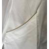 Kép 2/5 - AFRODITE ultra könnyű lélegző V-nyakú munkaruha tunika - M