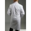 Kép 2/3 - ETHAN gombos férfi orvosi köpeny