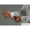 Kép 5/5 - SAM szaténpamut férfi orvosi labor köpeny